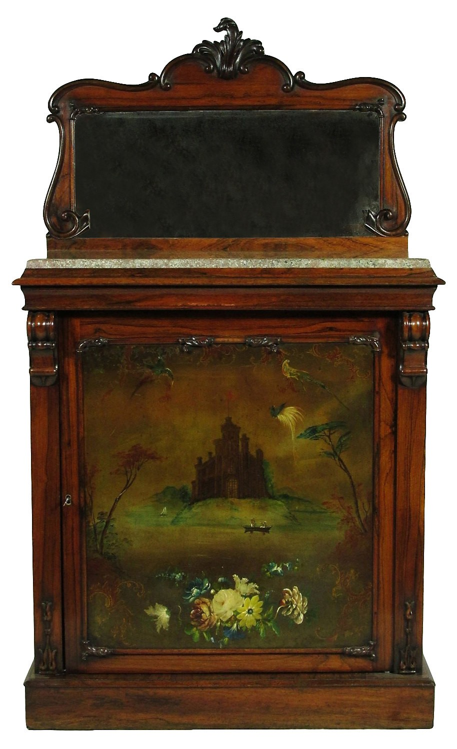 19th Rosewood Pier Cabinet/THIS ITEM SOLD OUT