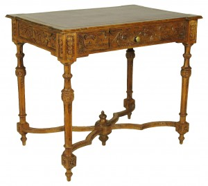 18th-C. Italian Writing Table